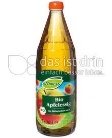 Produktabbildung: Bioness Bio Apfelessig 750 ml
