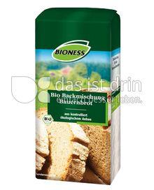 Produktabbildung: Bioness Bio Brotbackmischung