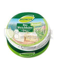 Produktabbildung: Bioness Bio Weichkäse 150 g
