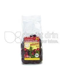Produktabbildung: Steiners Bio Cranberries 150 g
