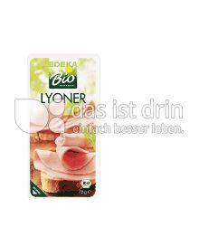 Produktabbildung: Bio Wertkost Bio Lyoner 75 g