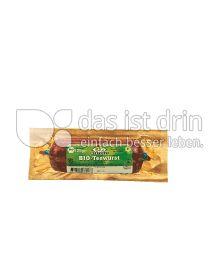 Produktabbildung: Bio Wertkost Teewurst 125 g