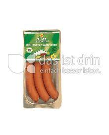 Produktabbildung: Bio Wertkost Bio Wiener Würstchen