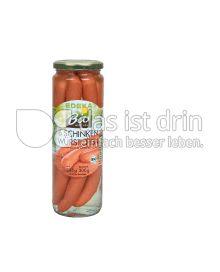Produktabbildung: Bio Wertkost Schinken Würstchen 550 g