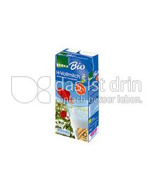 Produktabbildung: Edeka Bio H-Vollmilch 1 l