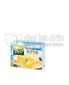 Produktabbildung: Bio Wertkost Bio Sauerrahmbutter 250 g