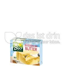 Produktabbildung: Bio Wertkost Bio Süssrahmbutter 250 g