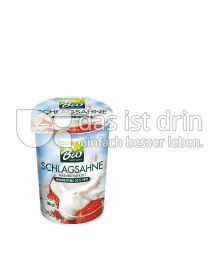 Produktabbildung: Bio Wertkost Bio Schlagsahne 200 g