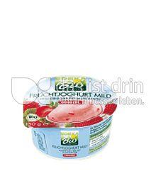 Produktabbildung: Bio Wertkost Bio Fruchtjoghurt mild Erdbeere 150 g
