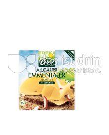 Produktabbildung: Bio Wertkost Bio Allgäuer Emmentaler 125 g