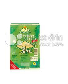 Produktabbildung: Bio Wertkost Bio Bergkäse 125 g