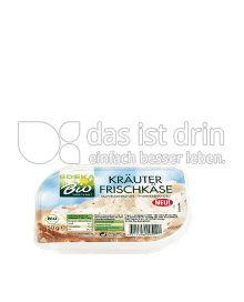 Produktabbildung: Bio Wertkost Bio Kräuterfrischkäse 150 g