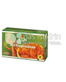 Produktabbildung: Bio Wertkost Bio Fingermöhren 450 g