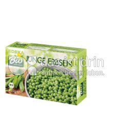 Produktabbildung: Bio Wertkost Bio Junge Erbsen 450 g