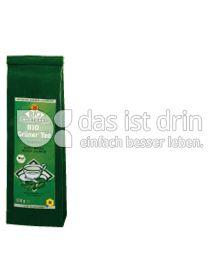 Produktabbildung: Bio Wertkost Bio Grüner Tee 100 g