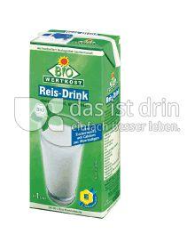 Produktabbildung: Bio Wertkost Bio Reis-Drink 1 l