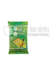 Produktabbildung: Bio Wertkost Bananen Chips 200 g
