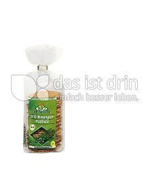 Produktabbildung: Bio Wertkost Knusper Waffeln 150 g