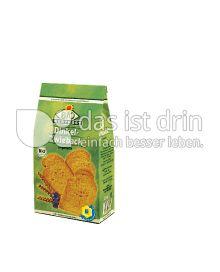Produktabbildung: Bio Wertkost Dinkel Zwieback 200 g