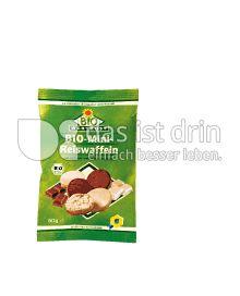 Produktabbildung: Bio Wertkost Mini-Reiswaffeln 60 g