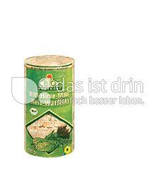 Produktabbildung: Bio Wertkost Hirse-Mais-Reiswaffeln 100 g