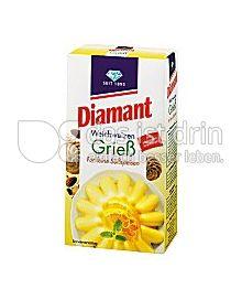 Produktabbildung: Diamant Weichweizen-Griess 500 g