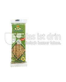 Produktabbildung: Bio Wertkost Sesam-Krokant 25 g
