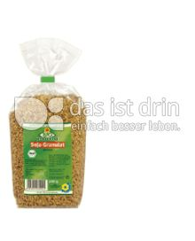 Produktabbildung: Bio Wertkost Soja-Granulat 250 g