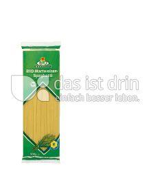 Produktabbildung: Bio Wertkost Hartweizen-Spaghetti 500 g