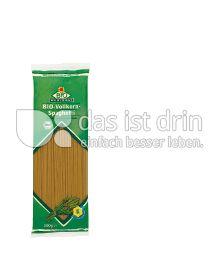 Produktabbildung: Bio Wertkost Vollkorn-Spaghetti 500 g