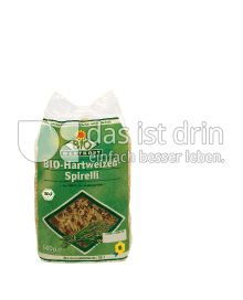 Produktabbildung: Bio Wertkost Hartweizen-Spirelli 500 g