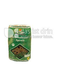 Produktabbildung: Bio Wertkost Vollkorn-Spirelli 500 g