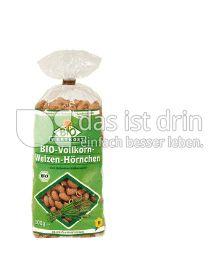 Produktabbildung: Bio Wertkost Vollkorn-Weizen-Hörnchen 500 g