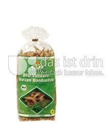 Produktabbildung: Bio Wertkost Vollkorn-Weizen-Bandnudeln 500 g