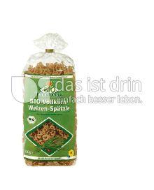 Produktabbildung: Bio Wertkost Vollkorn-Weizen-Spätzle 500 g