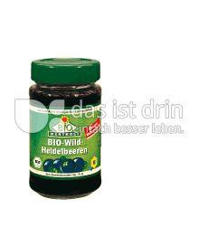 Produktabbildung: Bio Wertkost Bio-Heidelbeeren 250 g