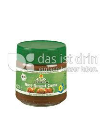 Produktabbildung: Bio Wertkost Nuss-Nougat-Creme 200 g