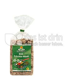 Produktabbildung: Bio Wertkost Früchte Müsli 500 g