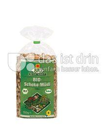 Produktabbildung: Bio Wertkost Schoko Müsli 750 g