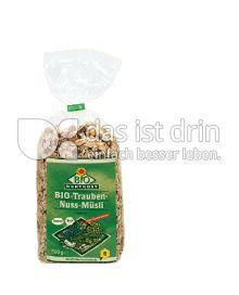 Produktabbildung: Bio Wertkost Trauben-Nuss-Müsli 500 g