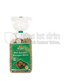 Produktabbildung: Bio Wertkost Schoko-Knusper-Müsli 375 g