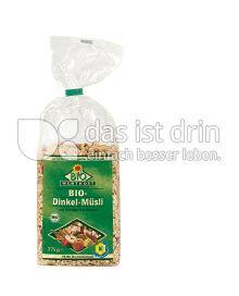 Produktabbildung: Bio Wertkost Dinkel Müsli 375 g