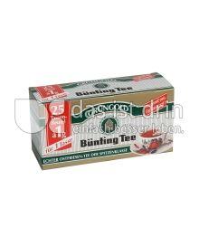 Produktabbildung: Bünting Tee Grüngold Teebeutel 25 x 1 g 25 g