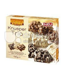Produktabbildung: Edeka Backstube Knusper Trio 150 g