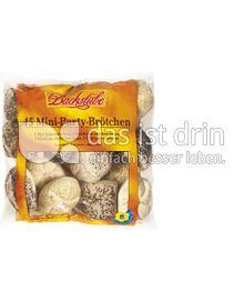 Produktabbildung: Edeka Backstube Mini-Party Brötchen 600 g