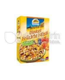 Produktabbildung: Erbacher Dinkel Früchte Müsli 750 g