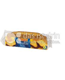 Produktabbildung: Edeka Backstube Vanillekuchen 500 g