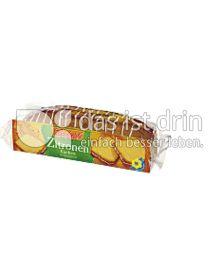 Produktabbildung: Edeka Backstube Zitronenkuchen 500 g