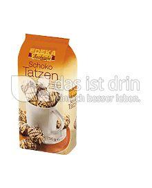 Produktabbildung: Edeka Backstube Schoko Tatzen 250 g
