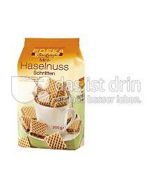 Produktabbildung: Edeka Backstube Mini-Haselnuss-Schnitten 200 g